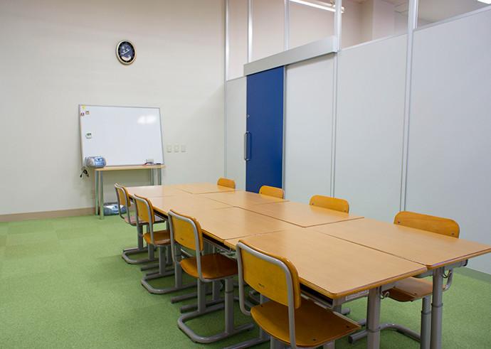 守谷市のびのび館の施設紹介教室